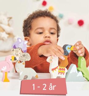 Leksaker 1-2 år