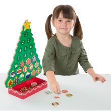 1-24 paketkalender - Nedräkning till julafton