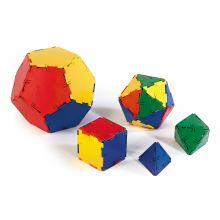 Polydron Basic set - Nybörjare