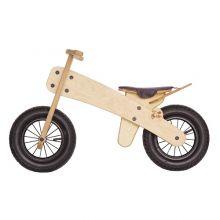Springcykel i trä | Dip Dap | Liten