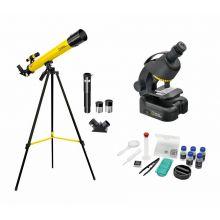 Mikroskop & Teleskop - Utvidgat forskarset