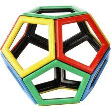 MAG Polydron | Femkanter | 12 delar