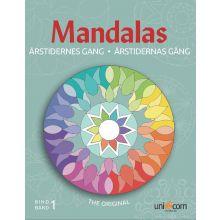 Mandalas Måleribok - Årstidernas gång 1