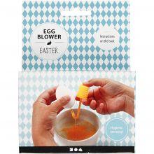 Äggblåsare i plast