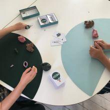 Ailefo Modellera - Lekunderlägg (olika färger)