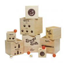 Aktivitetsspel - Box & Balls