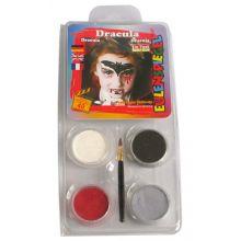 Ansiktsfärg - Dracula
