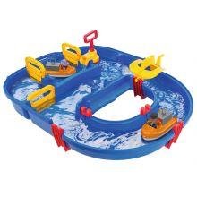 Vattenbana AquaPlay - Slusset med 23 delar