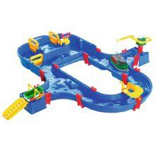 Vattenbana AquaPlay - Superset med 41 delar