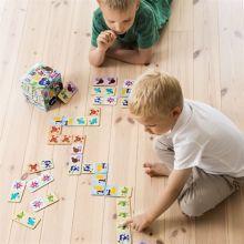 Babblarna domino - 28 delar