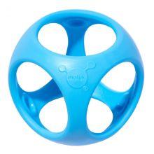 Babyboll i silikon - Ljusblå, 1 st.