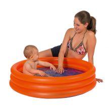 Uppblåsbar pool 100 cm
