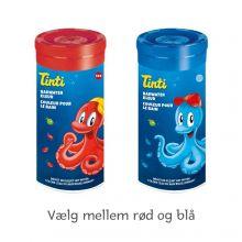 Badskoj - Badvattenfärger - 10 stycken