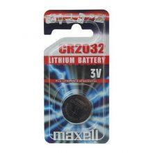Batteri CR2032 3V - 1 st. Lithium Maxell