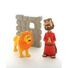 Bibliskt figurset - Daniel i lejonhålan