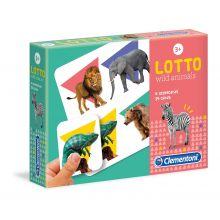 BIldlotteri - Vilda djur