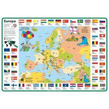 Bordstablett - Europa