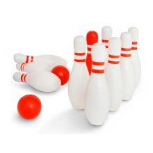 Bowlingspel - Björkträ