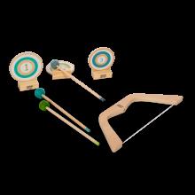 Båge och pil - Set med måltavlor