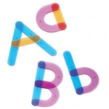 Bygg bokstäver