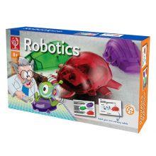 Bygg fjärrstyrda robotar