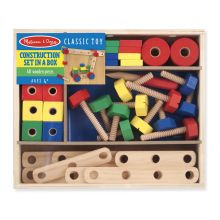 Byggset i trä | 48 delar