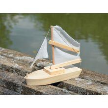 Byggsats - Bygg din egen segelbåt