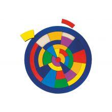 Pussel - cirkel