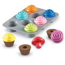 Cupcakes hitta rätt form