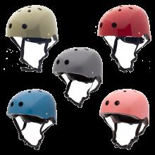 Cykelhjälm - CoConuts Medium 53-58 cm - Enfärgad