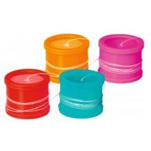 Burktelefoner, 1 set (blandade färger)