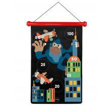 Dartspel, Magnetisk Stor – King Kong