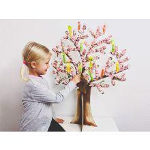 Dekorera ett träd - De fyra årstiderna