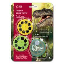 Diabilder med Dinosaurier
