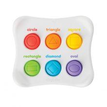 Dimpl - Bubbelpanel, form och färger