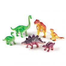 Dinosaurier - Mamma & Barn