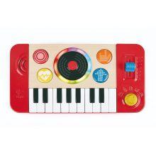 DJ mixerbord till de minsta