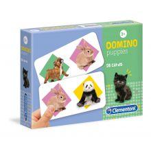 Domino - djurungar
