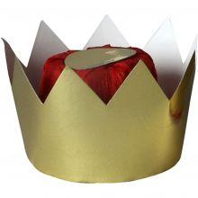 Prinsesskrona i papp