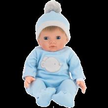 Docka 1.255 gram – Blond pojke, 45 cm.