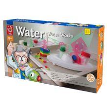 Experiment med vatten