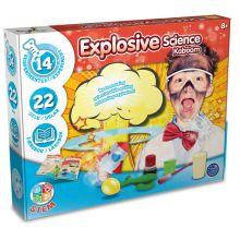 Experimentkit - Eksplosiv vetenskap