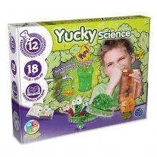 Experimentkit - Äcklig vetenskap