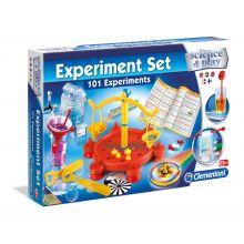 Experimentset med 101 experiment