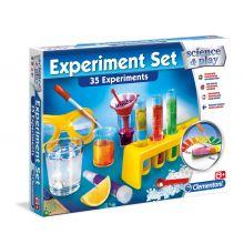 Experimentset med 35 experiment