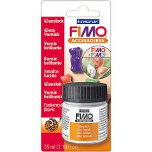 FIMO Lack - Blank genomskinligt, 35 ml