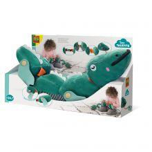 Finmotorisk Krokodil - Lär dig lås och bindningar