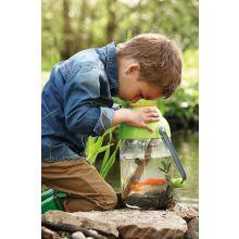 Förstoringsglas med behållare - Terra Kids