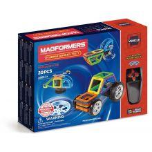 Magformers Knäppa fordon - 20 delar