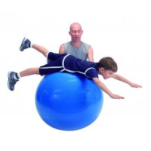 Gymnastikboll 95 cm blå